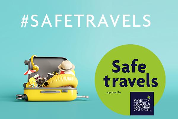 Safe Travels: WTTC lança primeiro selo global de segurança para viagens