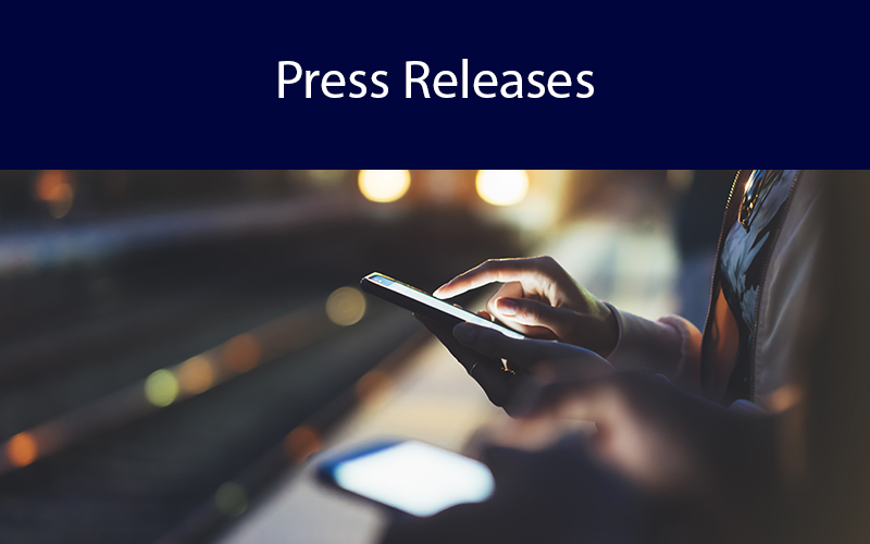 News & Media - Press Releases