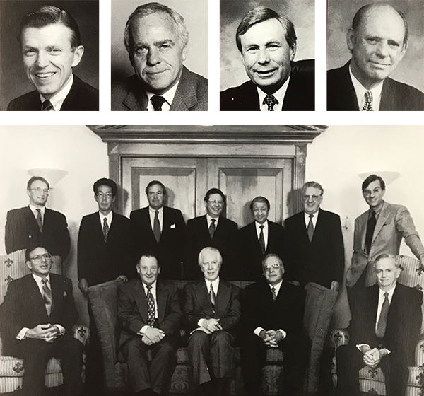 WTTC's Founding and First Members